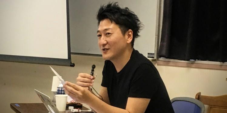 10月22日堀さん講座